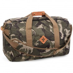 Revelry Around Towner Duffle Bag - Camo Brown