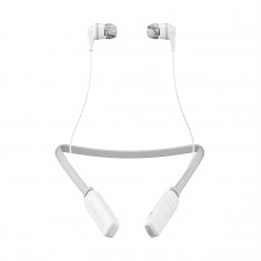 Skullcandy Inkd 2.0 Wireless Headphones - White/Grey/Grey
