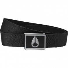 Nixon Enamel Wings Belt - Black