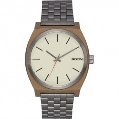 Nixon Time Teller Watch - Bronze/Gunmetal