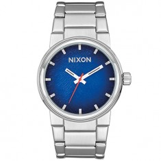 Nixon Cannon Watch - Reflex Blue Sunray