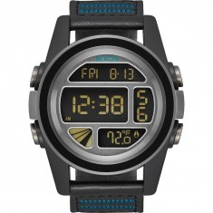 Nixon Unit Watch - All Black Nylon
