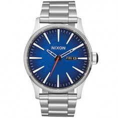 Nixon Sentry SS Watch - Reflex Blue Sunray