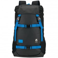 Nixon Landlock II Backpack - Black/Blue/Float