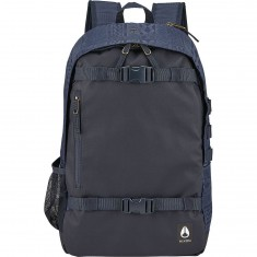 Nixon Smith III Backpack - Navy/Mix