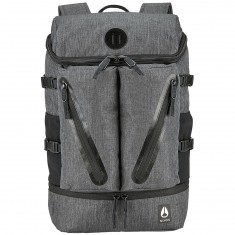 Nixon Scripps II Backpack - Charcoal Heather