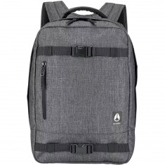 Nixon Del Mar II Backpack - Charcoal Heather
