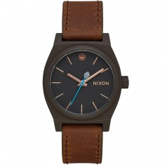 Nixon X Star Wars Medium Time Teller Watch - Rey Black / Brown