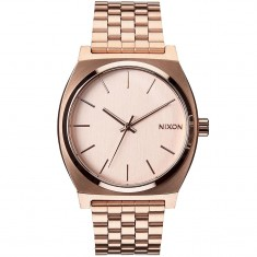 Nixon Time Teller Watch - All Rose Gold