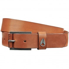 Nixon Americana Slim II Belt - Saddle