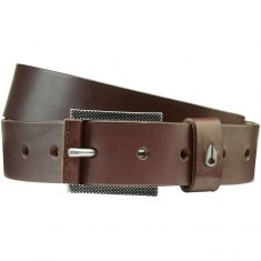 Nixon Americana Slim II Belt - Dark Brown