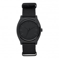 Nixon Time Teller Watch - All Matte Black