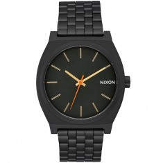 Nixon Sport Lux Time Teller Watch - All Black/Surplus