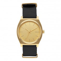 Nixon Time Teller Watch - Gold/Black