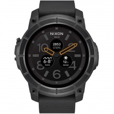 Nixon Mission Watch - All Black