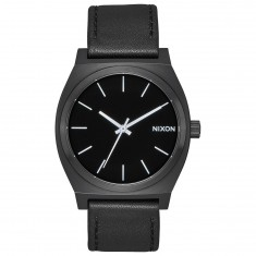 Nixon Time Teller Watch - All Black/White