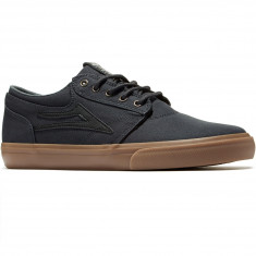 Lakai Griffin Shoes - Grey/Gum