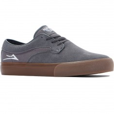 Lakai Riley Hawk Shoes - Grey/Gum Suede