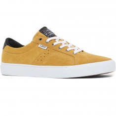 Lakai Flaco Shoes - Gold Suede