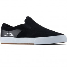 Lakai Owen Vulc Shoes - Black Suede