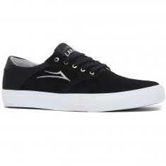 Lakai Porter Shoes - Black Suede