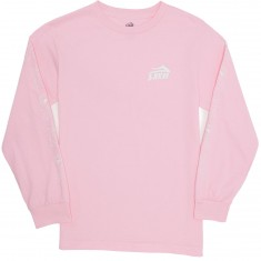 Lakai Splash Long Sleeve T-Shirt - Pink