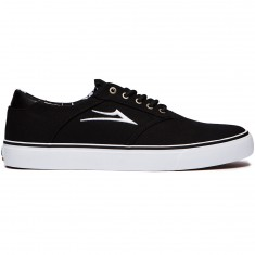 Lakai Porter Shoes - Black Canvas