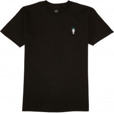 Lakai X Girl EMB T-Shirt - Black