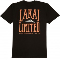 Lakai Box T-Shirt - Black