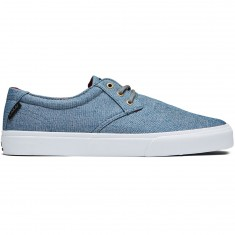 Lakai Daly Shoes - Denim Textile