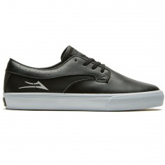 Lakai Riley Hawk Shoes - Black Leather