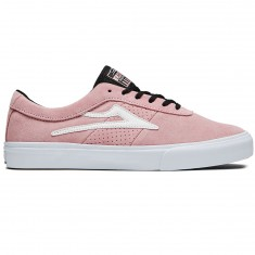 Lakai Sheffield Shoes - Pink Suede