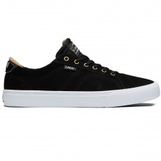 Lakai Flaco Shoes - Black Suede