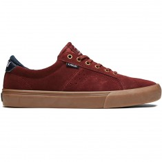 Lakai Flaco Shoes - Brick Suede