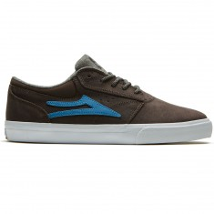 Lakai Griffin WT Shoes - Brown Oiled Suede