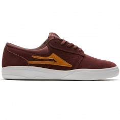 Lakai Griffin XLK Shoes - Brick Suede