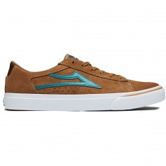 Lakai Ellis Shoes - Walnut Suede