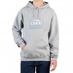 Lakai Dottie Hoodie - Grey Heather