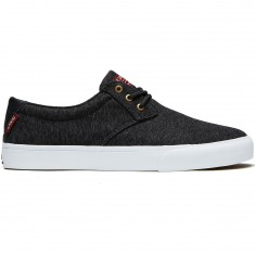 Lakai Daly Shoes - Black Textile