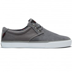 Lakai Daly Shoes - Grey Suede