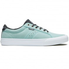 Lakai Flaco Shoes - Mint Suede