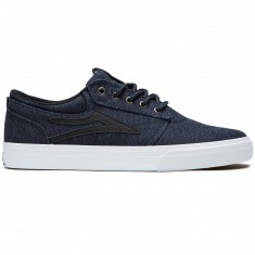 Lakai Griffin Shoes - Midnight Textile