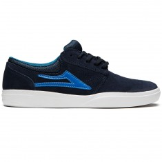 Lakai Griffin XLK Shoes - Navy/Royal Suede