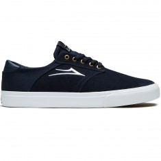 Lakai Porter Shoes - Navy Suede