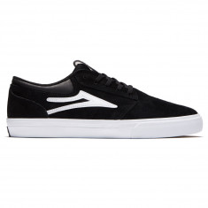 Lakai Griffin SMU Shoes - Black Suede