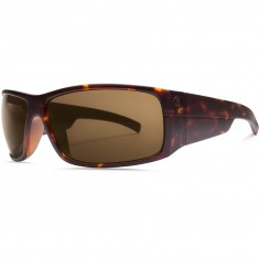 Electric Mudslinger Sunglasses - Matte Tort/OHM Bronze