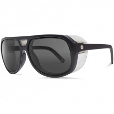 Electric Stacker Sunglasses - Matte Black/OHM Grey
