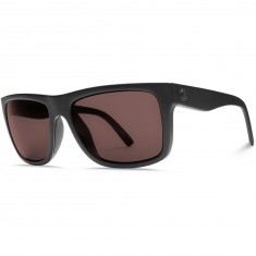 Electric Swingarm S Sunglasses - Matte Black/OHM Rose