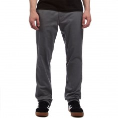 RVCA The Week-End Stretch Pants - Smoke