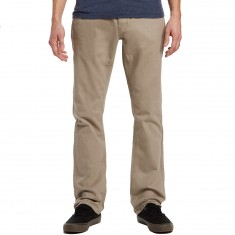RVCA Stay RVCA Pants - Dark Khaki